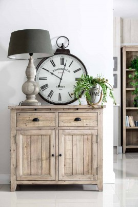 Seville Reclaimed Narrow Sideboard