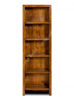 Cuba Sheesham DVD-CD Shelves 1