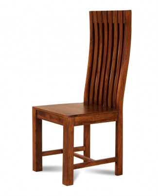 Modern Solid Wood Dining Chair Casa Bella Furniture Uk