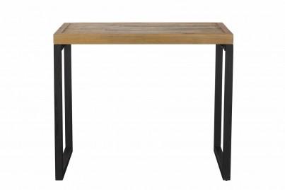 Brooklyn Industrial Rectangular Bar Table