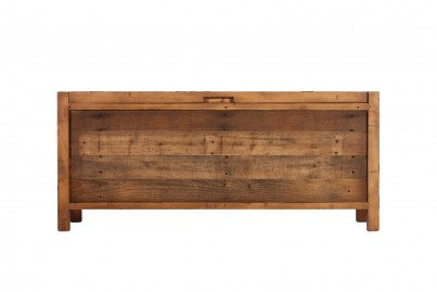Brooklyn Industrial Blanket Box