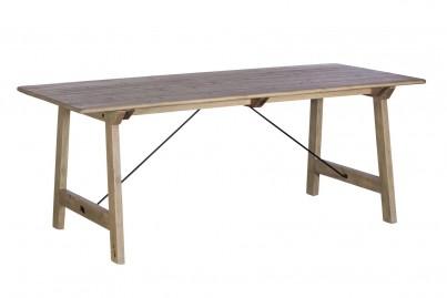Seville Reclaimed 200cm Dining Table