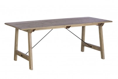 Seville Reclaimed 160cm Dining Table