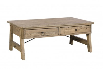 Seville Reclaimed Modern Coffee Table