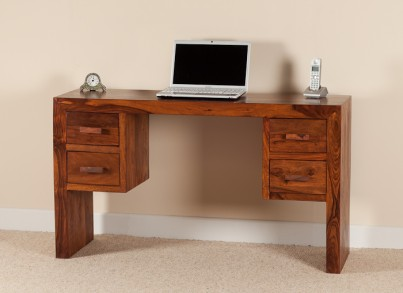 Mandir Sheesham Computer Desk 1