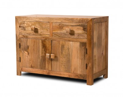 Dakota Light Mango Medium Sideboard 1