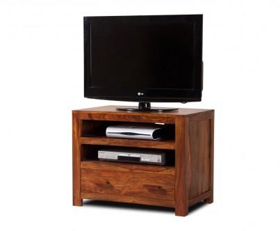 Mandir Sheesham Small TV Unit 1