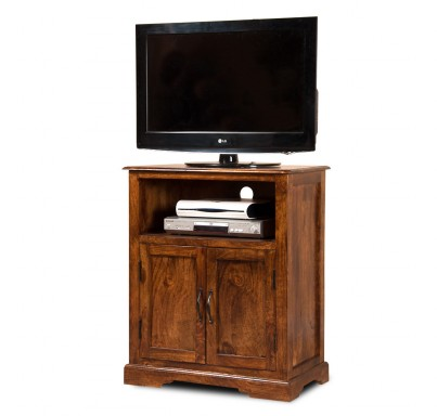 Tenali Mango Tall TV Unit-Cabinet 1