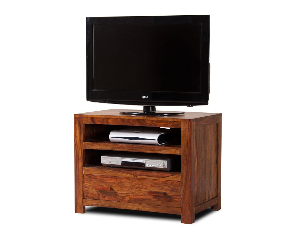 handcrafted solid wood tv unit small casa bella