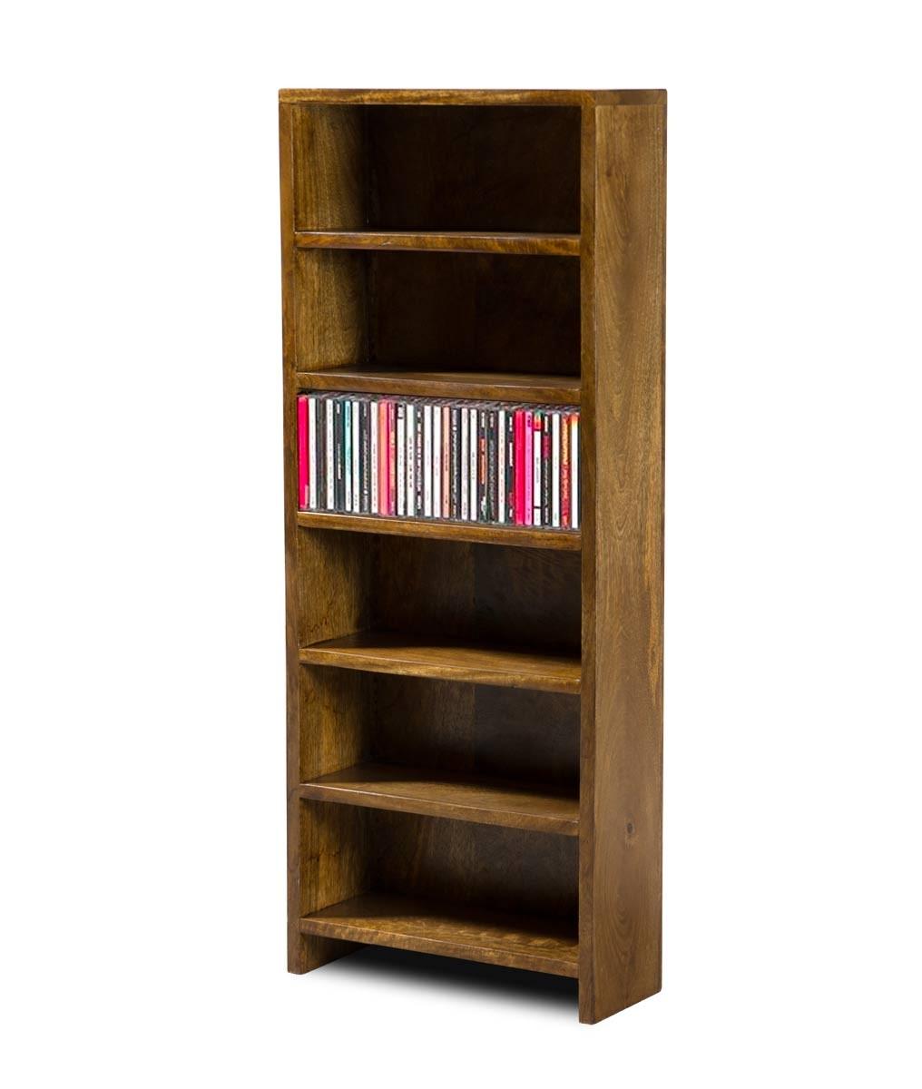 Dakota Mango CD Bookcase 1