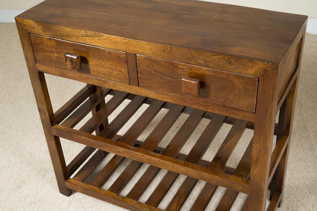 Dakota mango small console table casa bella furniture uk dakota mango small console table 2 geotapseo Image collections