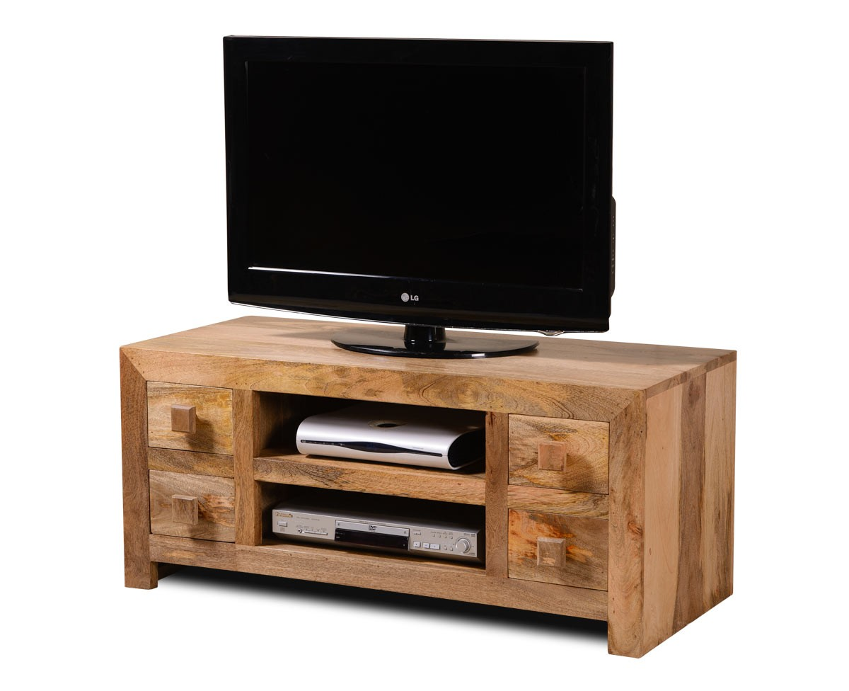 Dakota Light Mango Low Tv Unit Casa Bella Furniture Uk # Casa Meuble Tv