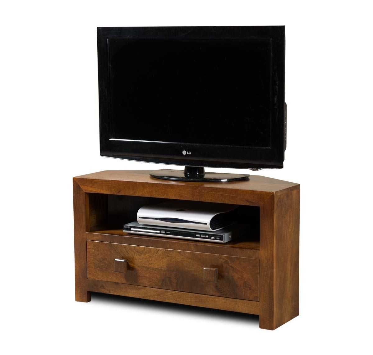 how to build a small tv stand