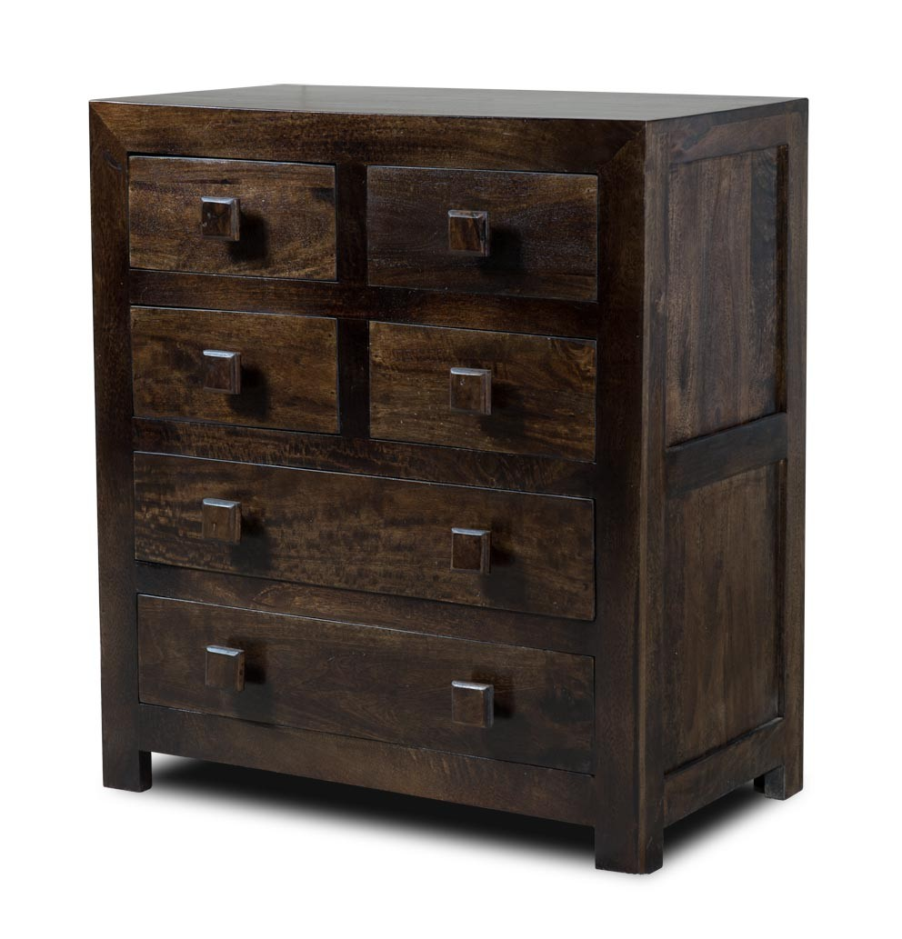 Dakota Dark Mango Dresser