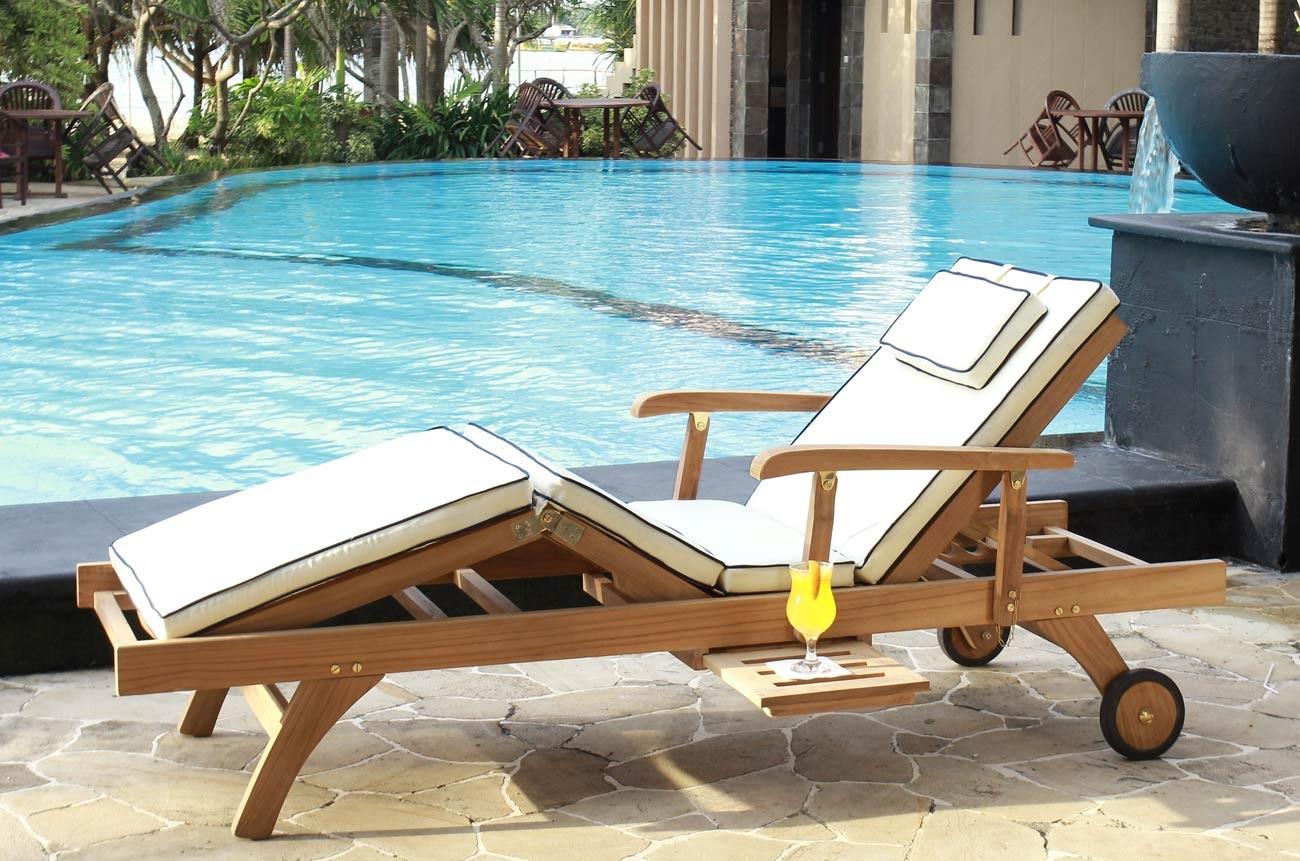 pair of bedford sun lounger cushions natural casa bella furniture uk