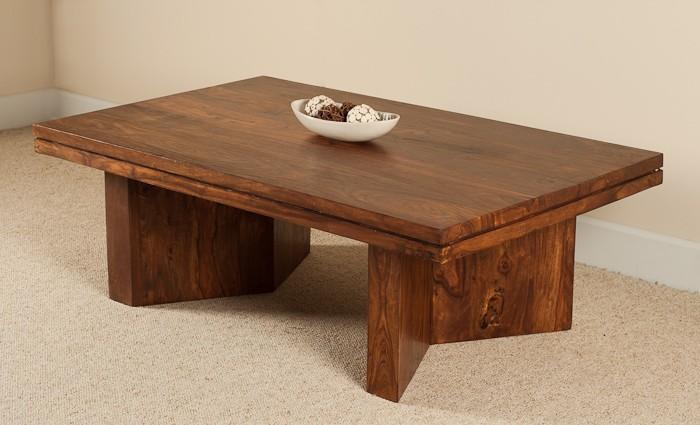 Coffee Tables Dark Wood