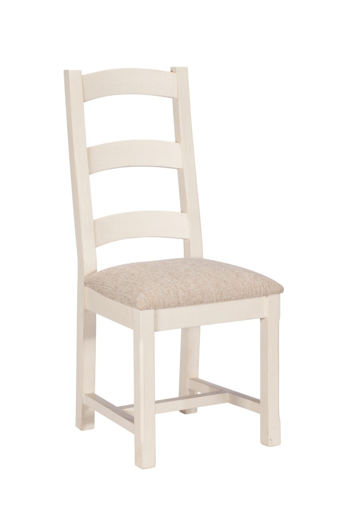Montpellier Painted Upholstered Seat Dining Chair