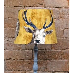 45cm Ochre Stags Head Empire