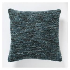Boucle Cushion Teal