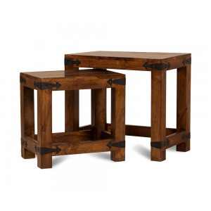 Tenali Mango Side Table Nest 1