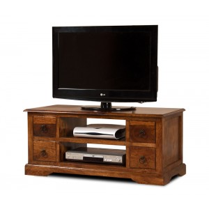 Tenali Mango Open TV Unit-Coffee Table 1