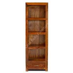 Cuba Sheesham Bookcase 1