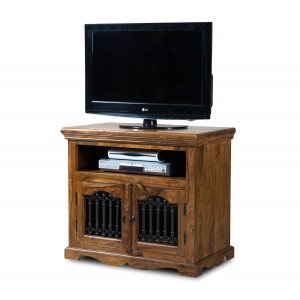 Jali Sheesham TV Cabinet 1
