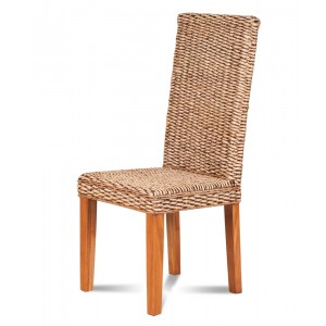 Laguna Rattan Dining Chair - Light Leg 1
