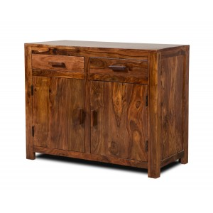 Mandir Sheesham Small Sideboard 1