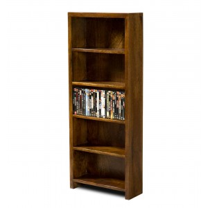 Dakota Mango DVD Bookshelf 1