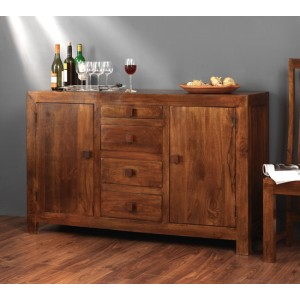 Dakota Mango Large Sideboard 1