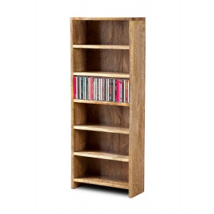 Dakota Light Mango CD Bookcase 1
