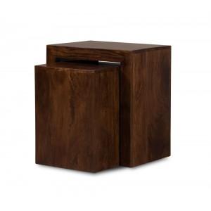 Dakota Dark Mango 2 Cube Nest 1