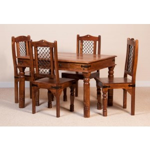 Tenali Mango 4 Seater Dining Set 1