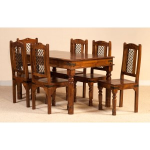 Tenali Mango 6 Seater Dining Set 1