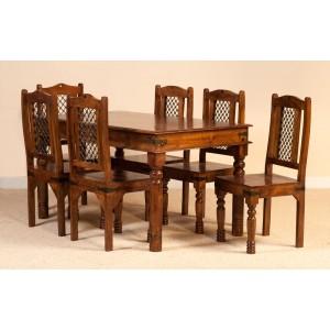 Tenali Mango 6 Seater Dining Set 1