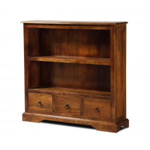 Tenali Mango Low Bookcase 1