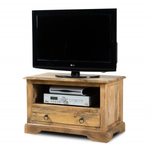 Tenali Light Mango Small TV Unit 1