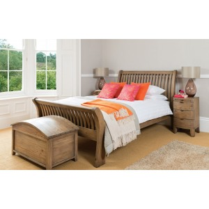 Antigua Reclaimed Double Bed 1