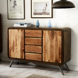 Arizona Acacia Large Sideboard