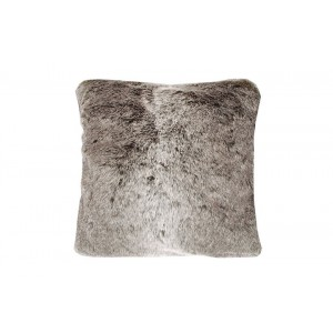 Wolf Fur Cushion