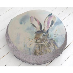 Arthouse Hare Floor Cushion
