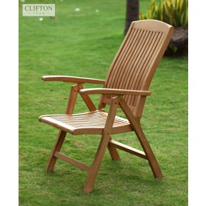 H&shire Teak Reclining Armchair 1 & Longlasting Solid Teak Wooden Garden Chairs | Casa Bella Furniture UK islam-shia.org