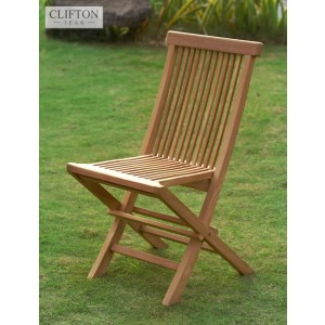 Wiltshire Teak Folding Chair 1
