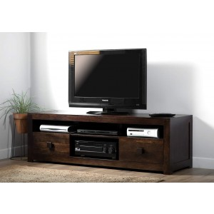 Dakota Dark Mango Large Media Unit