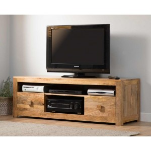 Dakota Light Mango Large Media Unit 3