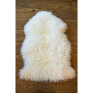 Single Sheepskin - Ivory
