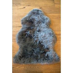 Single Sheepskin - Dark Grey