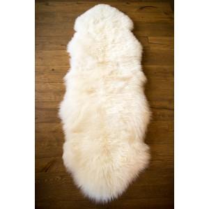 Double Sheepskin - Ivory
