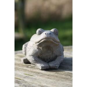 Stone Frog Ornament